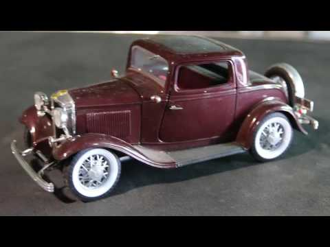 32 FORD COUPE TEARS #1