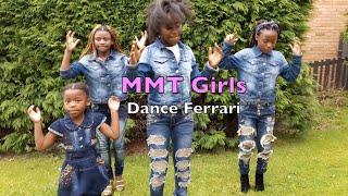 MMT GIRLS Dance Yemi Alade - FERRARI