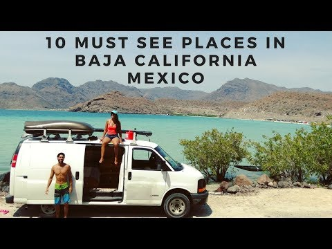 10 Must See Places In Baja California Mexico