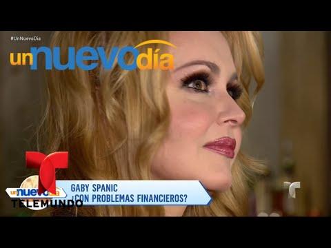 ¡Gaby Spanic vende todo por problemas financieros! | Un Nuevo Día | Telemundo