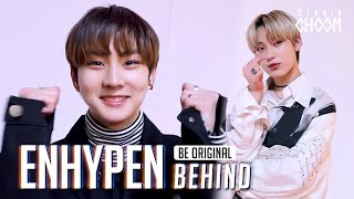 [BE ORIGINAL] ENHYPEN 'Drunk-Dazed' (Behind) (ENG SUB)
