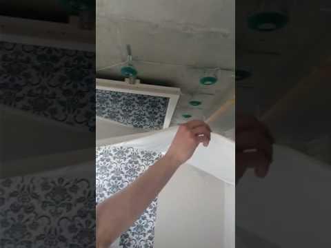 Натяжные потолки в Тюмени это просто!