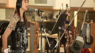 Charlotte Gainsbourg and Beck performing