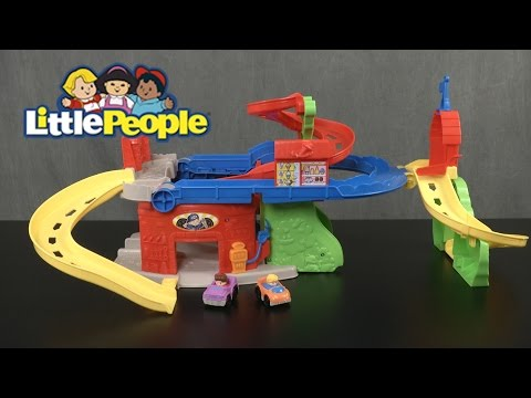 Little People Sit 'n Stand Skyway From Fisher-Price