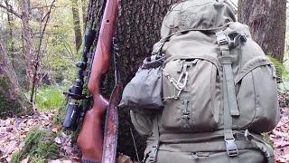 Squirrel Hunt ~ Scope Cam ~ Air Gun ~ Wild Camp #6