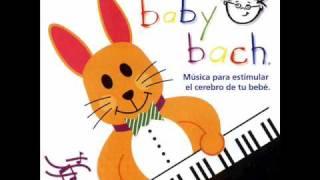 Concierto Nª 2 de Branderburg - Baby Bach.wmv