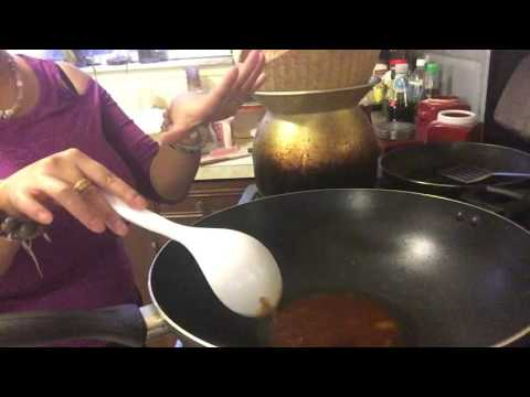 How to cook Pad See Ew Laos recipes part 1