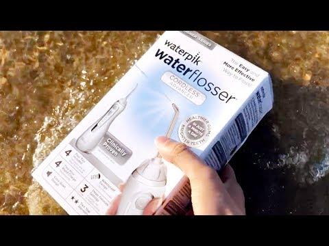 WaterPik Cordless Advanced Water Flosser Review