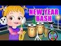 Baby Hazel New Year Bash | Fun Game Videos By Baby Hazel Games
