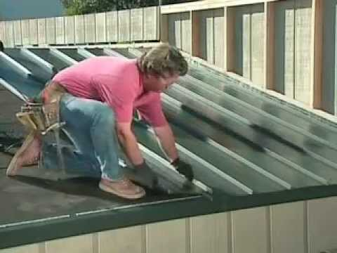 Metal Roofing Videos