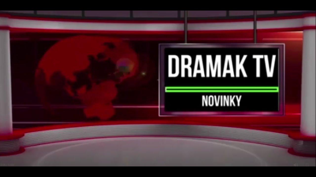 Dramak TV - dramatický kroužek na online lekcích opravdu nezahálel!