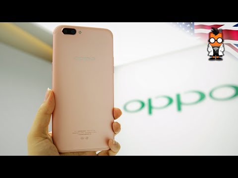 OPPO R11 Plus Hands On