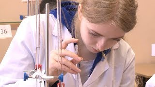 Олимпиада школьников по химии-2018 в САФУ