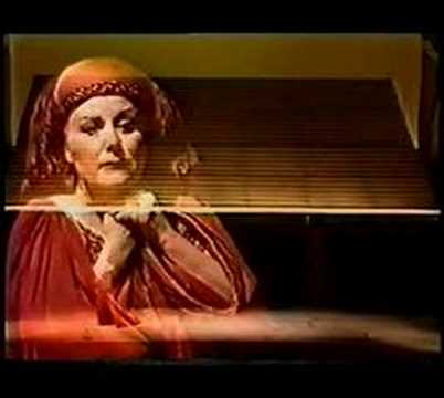 Elena Obraztsova - Aida - Judgement Scene