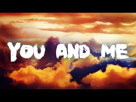 Marshmello - You & Me (Lyric / Lyrics Video)