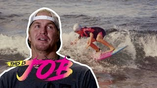 Celebrating Jamie O'Brien The Ultimate Waterman | This is JOB
