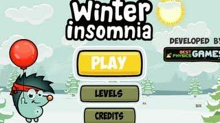 winter insomnia-Walkthrough