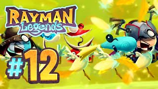 Repeat youtube video Rayman Legends - What the Duck?! - Episode 12 - KoopaKungFu