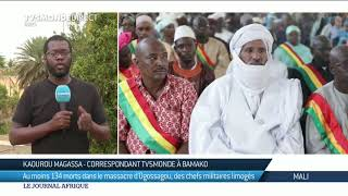 Mali : massacre village peul