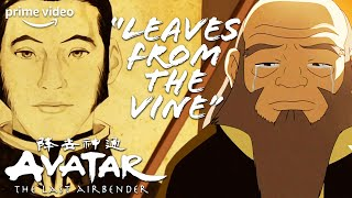 Iroh's Emotional Tribute to His Son   Avatar: The Last Airbender   Prime Video