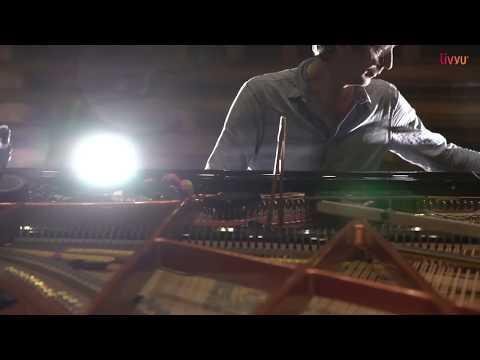 Hauschka live aus dem Funkhaus Berlin