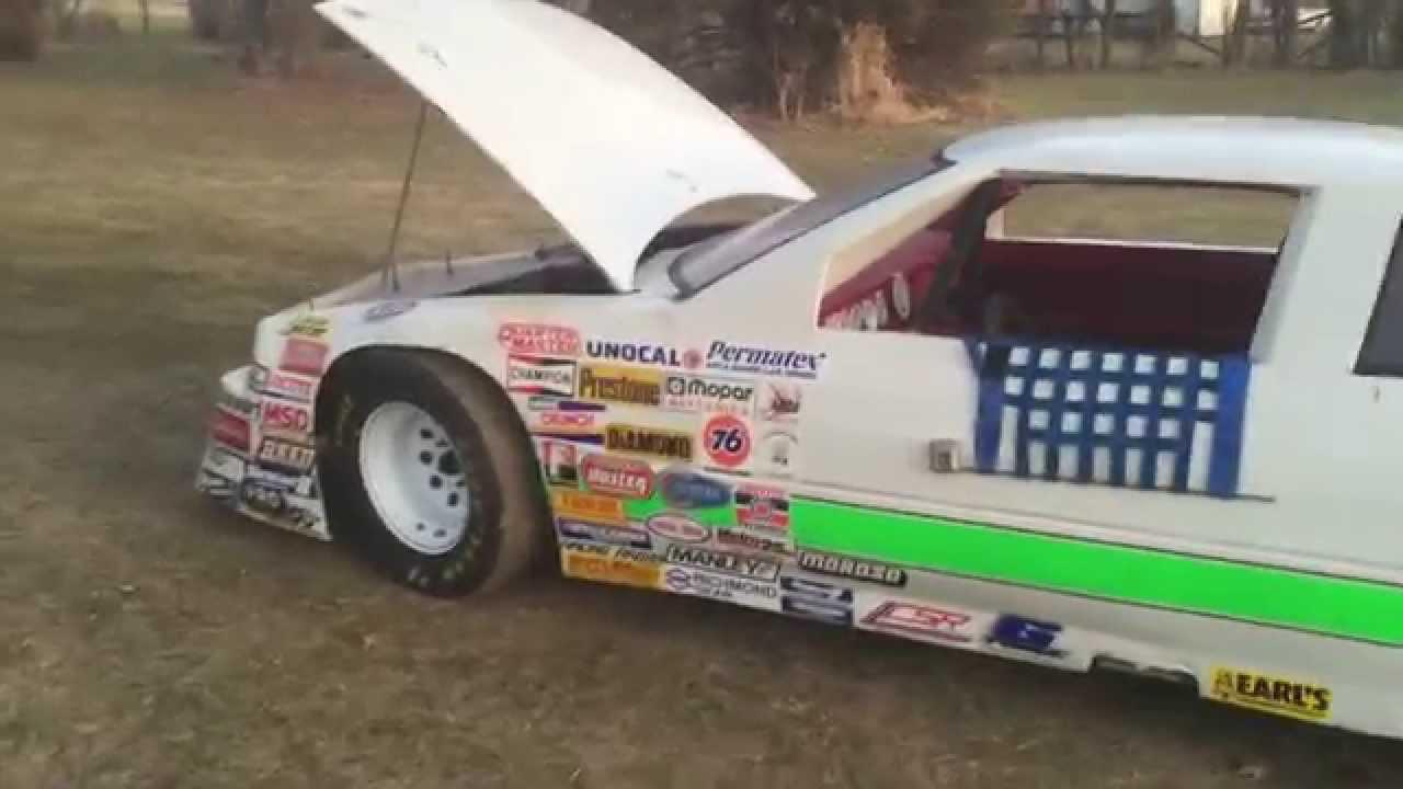 1988 Buick Regal Nascar ARCA race car For Sale $3000 - YouTube