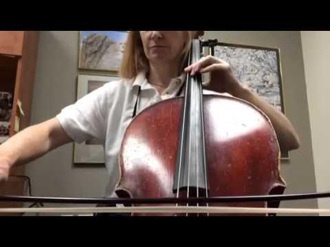 River Flows in You cello part