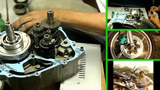 pulsar 150 cc engine rewinding.A to Z.