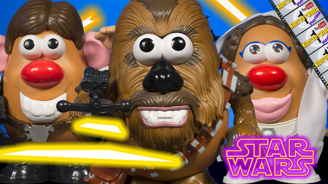 Potato Head Star Wars Disney Collectors Series