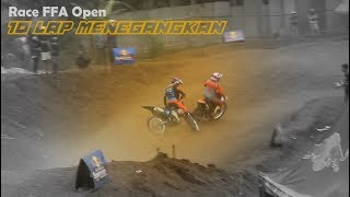 Race FFA Open Kratingdaeng Supergrasstrack & Motocross Temanggung 2018