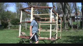 Building A Kid's Clubhouse.wmv