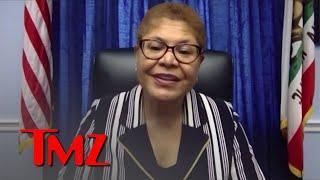 Rep. Karen Bass Says 80 Percent Chance George Floyd Policing Act Passes | TMZ