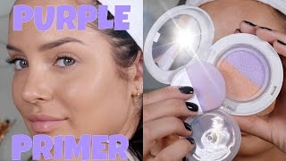 Purple Cushion Primer! Colour Correcting by Physicians Formula!