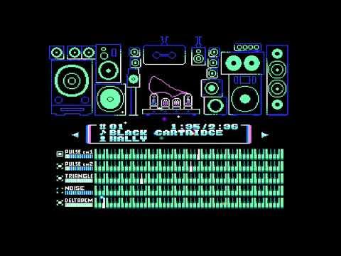 【テスト】8bit Music PowerをMUTEを使って遊んでみた