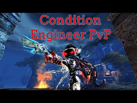 Guild Wars 2 - Condition Engineer PvP #Djinn's Dominion thumbnail