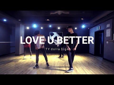 HY dance studio | love u better - Ty Dolla $ign | Hyun Jin choreography
