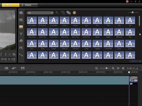 Tutorial Cara mudah Edit Video dengan Corel VideoStudio Pro
