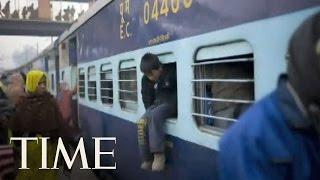 The Success of India Railroads   TIME