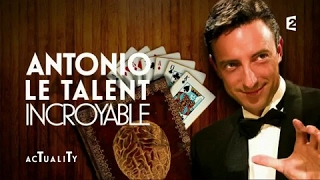 Antonio le talent incroyable s'amuse avec Frank Leboeuf #AcTualiTy