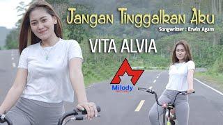 Download Vita Alvia - Jangan Tinggalkan Aku (DJ SANTUY FULL BASS) [OFFICIAL]
