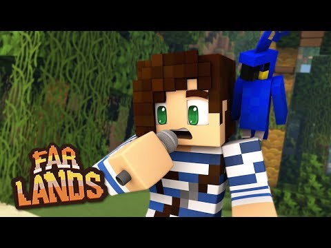 The Jungle Rap | Minecraft Far Lands Ep.46