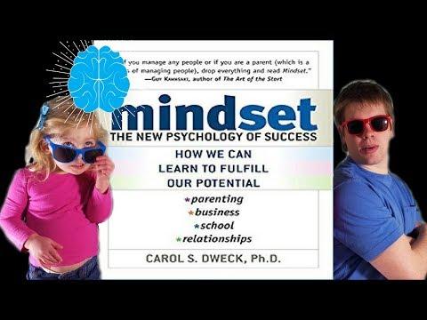 Mindset by Carol Dweck - 3 Big Ideas