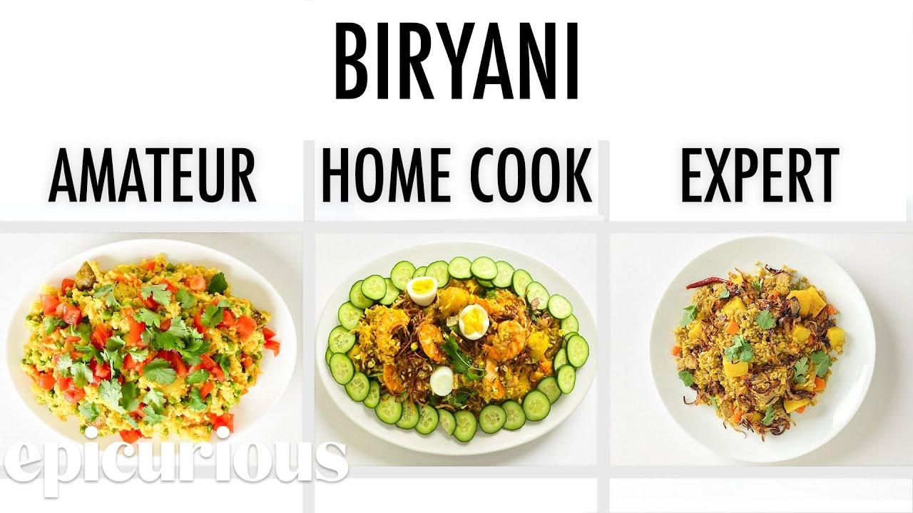 Download 4 Levels of Biryani: Amateur to Food Scientist   Epicurious