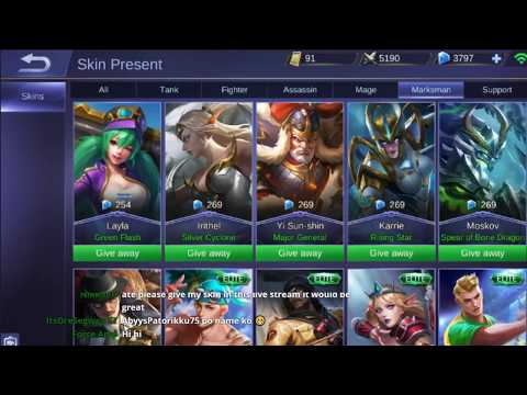 Mobile Legends: PATCH UPDATED. LET US PLAY!!!
