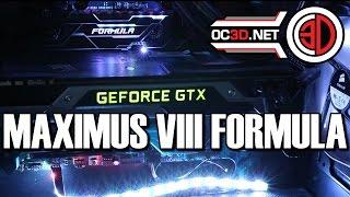 Asus Maximus VIII Formula Review