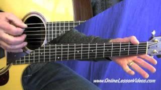 WHISKEY BEFORE BREAKFAST - Bluegrass Guitar Lessons with Steve Johnston