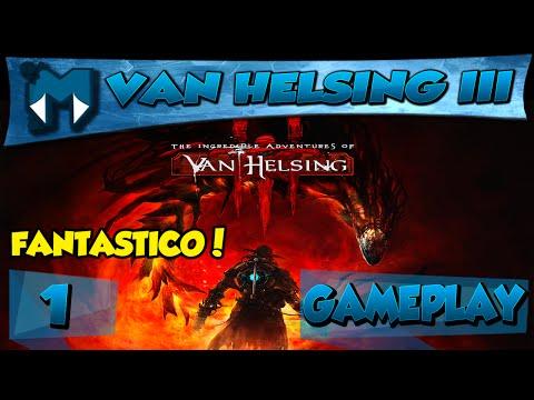The Incredible Adventures of Van Helsing III COOP #1 - SIMPLESMENTE FODA! / 1080p 60fps PT-BR