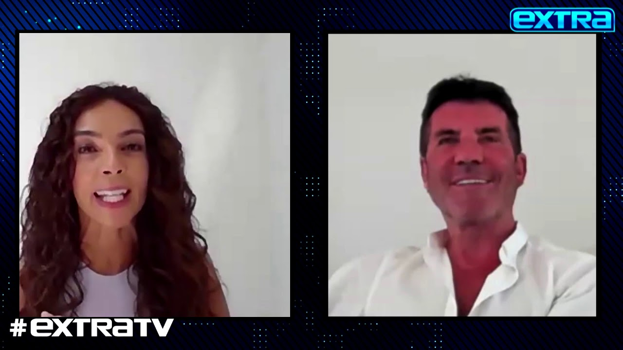Simon Cowell Talks 'AGT,' Life in Quarantine, and How Much Weight He's Lost