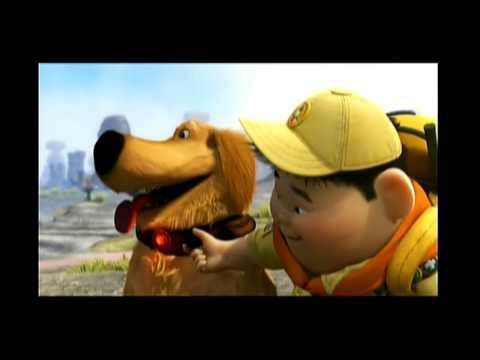 "Up - Film Clip ""Meet Dug"""