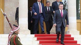 Иордания  король привел к присяге новое правительство